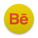 Behance Gold icon