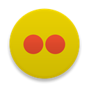 flickr Gold icon