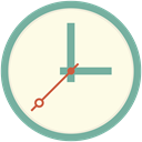 Clock, Wait, time, watch, timer, Alarm OldLace icon