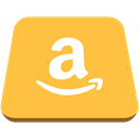 Application, list, web, document, App, instance, Connection, marketing, Amazon, vpc SandyBrown icon