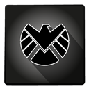 shield, Super, hero DarkSlateGray icon