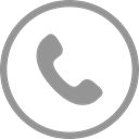 Call, Communication, phone, telephone, Circle, Mobile Icon