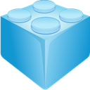 Component, plugin SkyBlue icon