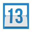 time, timetable, ical, Business, plan, Planner, datepicker, day, Month, event, Calendar, Appointment, google calendar, week, year, Flip SteelBlue icon