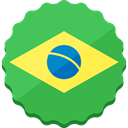 brazil MediumSeaGreen icon