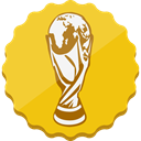 Worldcup Goldenrod icon