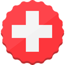 Switzerland, Suica, swiss Tomato icon
