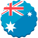 Australia DarkCyan icon