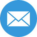 mail DodgerBlue icon