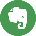 Evernote SeaGreen icon