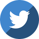 twitter SteelBlue icon