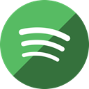 Spotify DarkOliveGreen icon