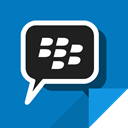 Bbm, Blackberry, Messenger, Communication DarkCyan icon