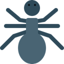 Animal, insect, Ant, bug DarkSlateGray icon
