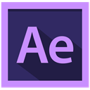 after effects logo, adobe, Design, after effects Icon