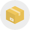 package, Archive, Box, cargo, Delivery, Products, Bundle WhiteSmoke icon