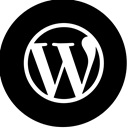 Wp Black icon