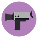 film DarkGray icon