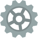 Cog DarkGray icon