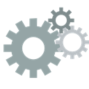 Cogs DarkGray icon