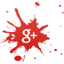 google plus, google, Google+ Black icon