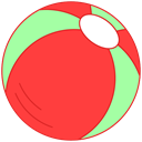 sports, sand, Beach, summer, vacation Tomato icon