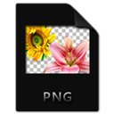 File, Png Black icon