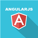 Angular, long shadow, front-end, Javascript, web, web technology MediumTurquoise icon