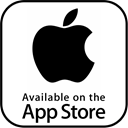 store, Available, Device, Apple, ipad, the, App, on Black icon