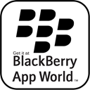 Tm, Blackberry, black berry, App, App store, world, Application Black icon