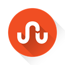 Stumbleupon OrangeRed icon
