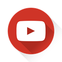 Yt, tube, youtube, you Firebrick icon
