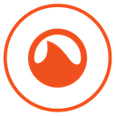 Grooveshark Black icon