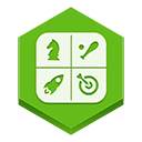 Gamecenter OliveDrab icon