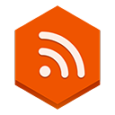 Rss OrangeRed icon