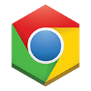 Chrome3 Crimson icon