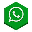 Whatsapp ForestGreen icon