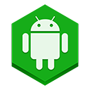 Android ForestGreen icon