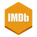 Imdb Goldenrod icon