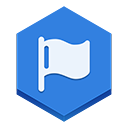 Pages RoyalBlue icon