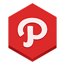 path Crimson icon