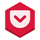 pocket Crimson icon