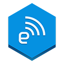 Engadget DodgerBlue icon