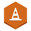 Vlc Chocolate icon