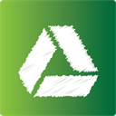 Googledrive ForestGreen icon