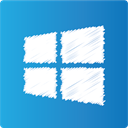 windows DodgerBlue icon
