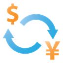 marketing, financial, Connection, Finance, ecommerce, seo, network, online, Conversion, buy, Dollar, Cash, Price, conversion rate Black icon