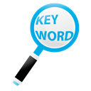 marketing, Find, Explore, research, network, keyword, optimization, seo, internet, keyword research Black icon