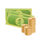 payment, make money, Money, store, Currency, financial, Price, Cash, Shop, sale, coin, buy, Conversion, Dollar, webshop Black icon