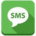phone, sms, send, Message MediumSeaGreen icon